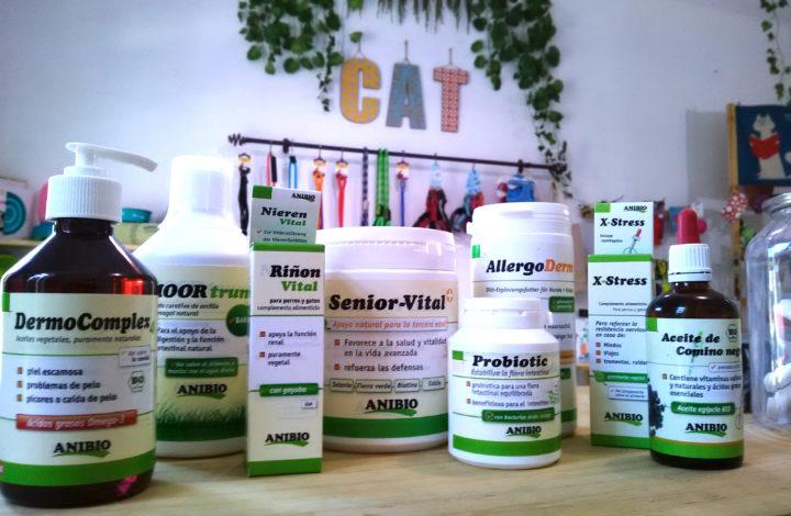 Anibio. Productos Naturales para Perros y Gatos